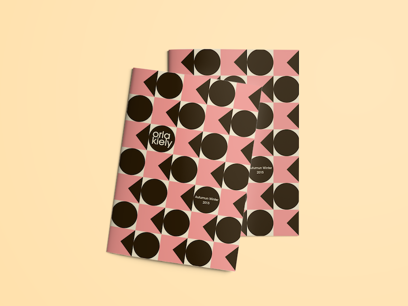 For the launch of Orla Kiely's first store in Japan, I designed the Autumn/Winter 2015 look book.